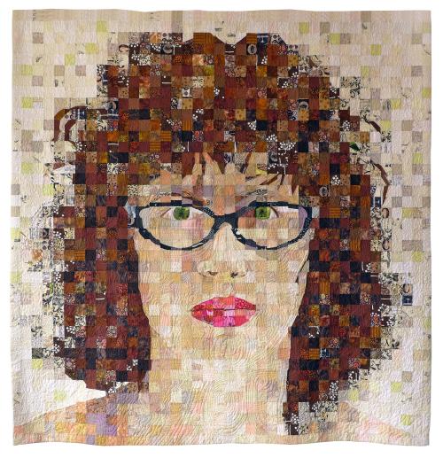 Sandra_self-portrait