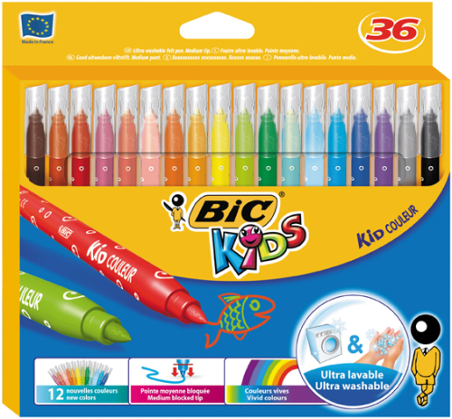 Bic_washable