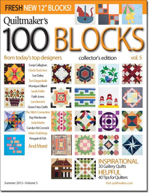 Quiltmaker's 100 vol. 5